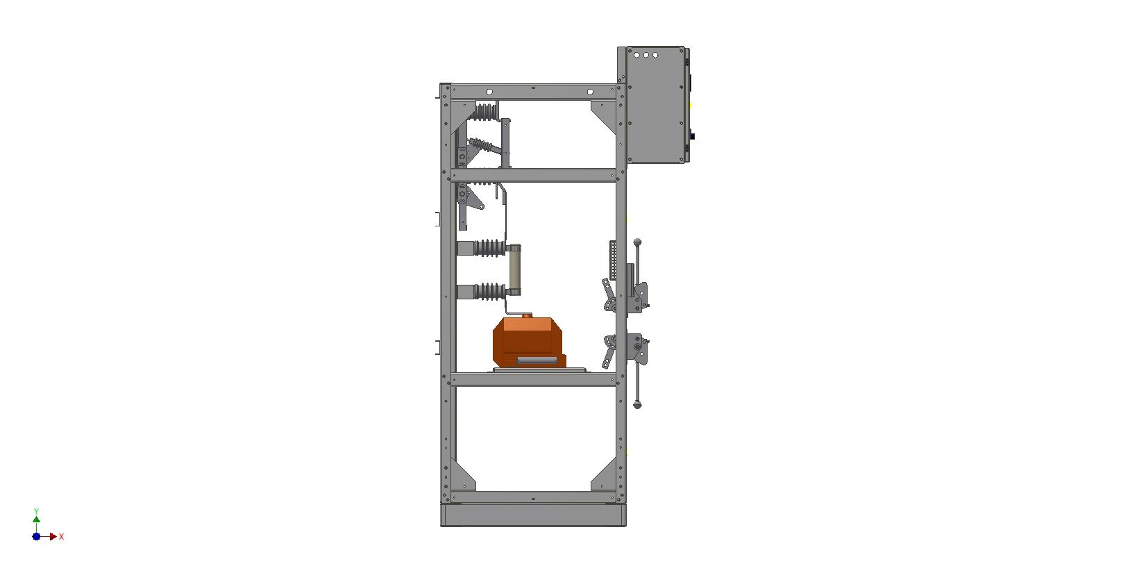 Ксо-298 схема вторичных